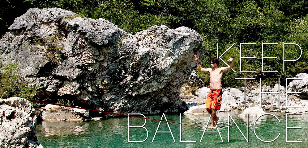 Teambalance Slacklineverein Klagenfurt